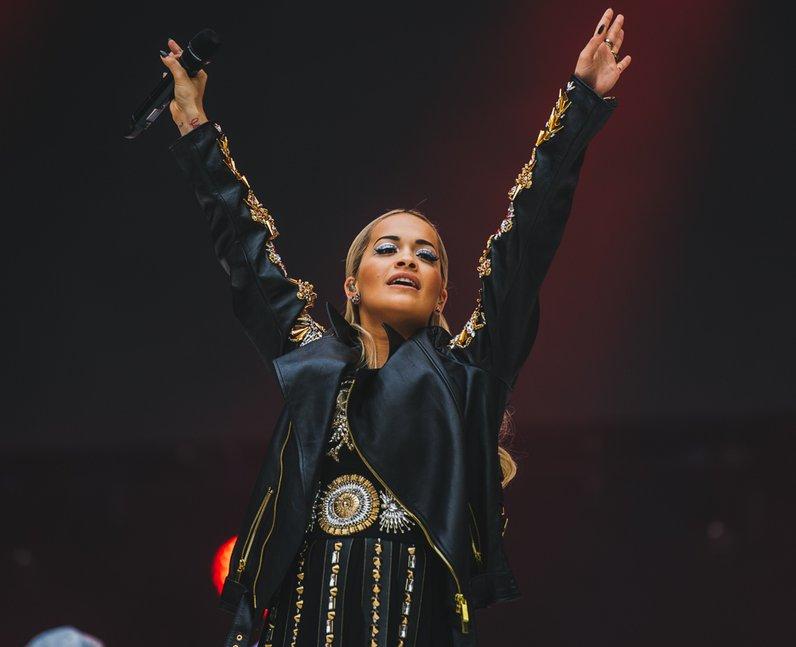 Rita Ora Live Summertime Ball 2015
