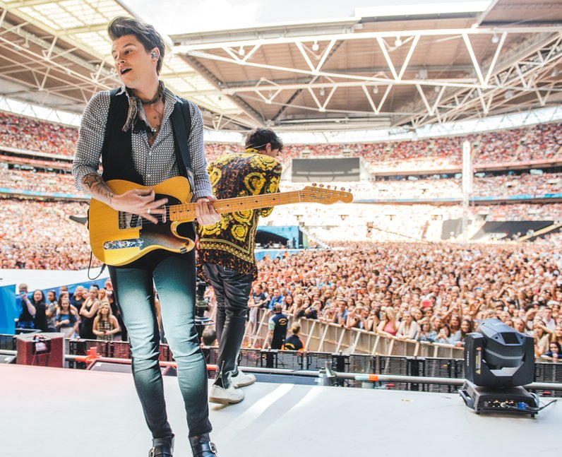 Rixton Live Summertime Ball 2015