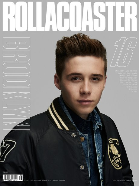 Brooklyn Beckham Rollacoaster Magazine 2015