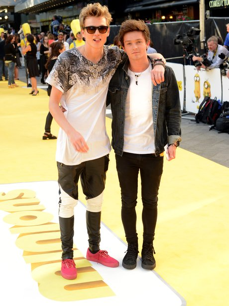Conor and Tristan The Vamps