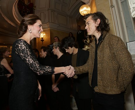 Harry Styles and Kate Middleton
