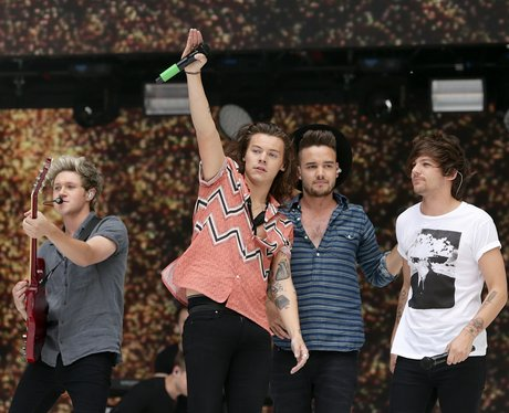 One Direction Summertime Ball 201