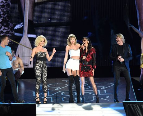 Taylor Swift and Country Band '1989' Tour