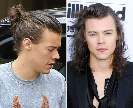 Harry Styles is the number one adopter of the ManBun