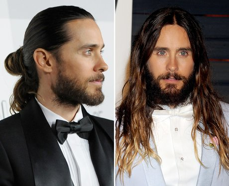 Celebrity Male Hairstyles Top Knot Or Flop Knot Capital