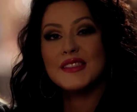 Christina Aguilera Nashville Still