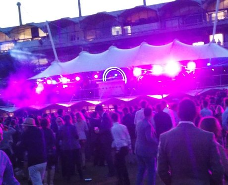 Friday Nights At Goodwood - Idris Elba