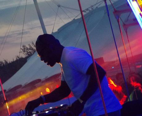 Friday Nights At Goodwood - Idris Elba