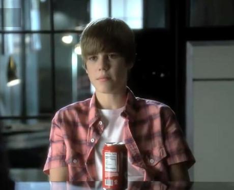 Justin Bieber CSI Still