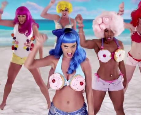 Katy Perry 'California Gurls' Video