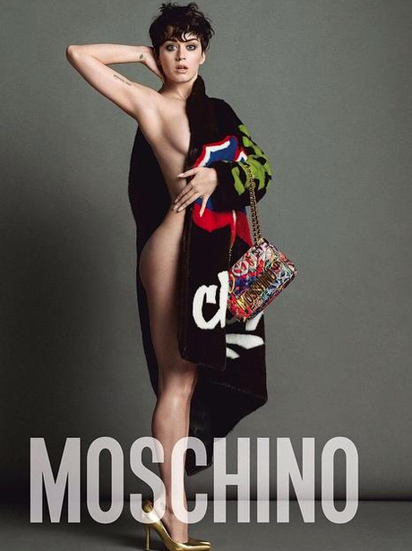 Katy Perry Moschino 2015