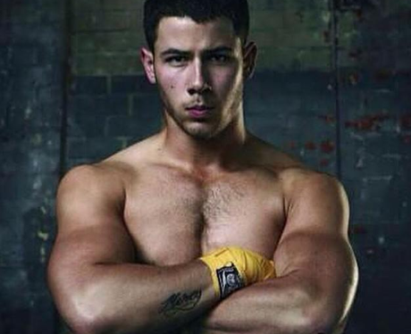 Nick Jonas Kingdom Still