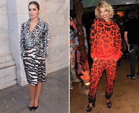 Fashion Face Off: Cheryl Fernandez-Versini V. Rita Ora