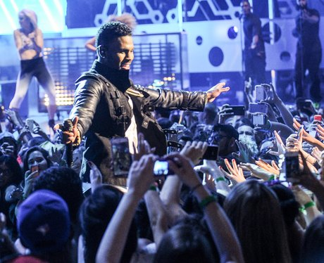 Jason Derulo MuchMusic Awards 2015