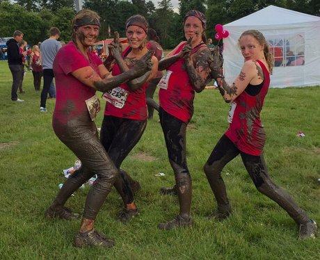 Pretty Muddy - 19th June Post-Race Pics