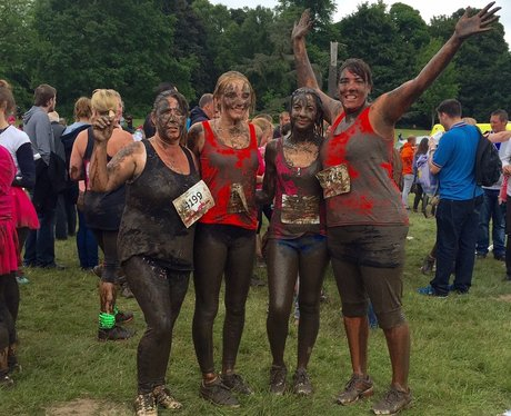 Pretty Muddy - Post-Race Pics