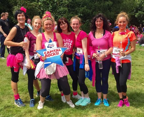 Race For Life - Clumber Park Part 2