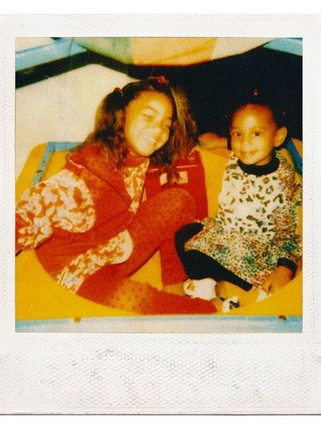 Throwback Thursday - Beyonce & Solange