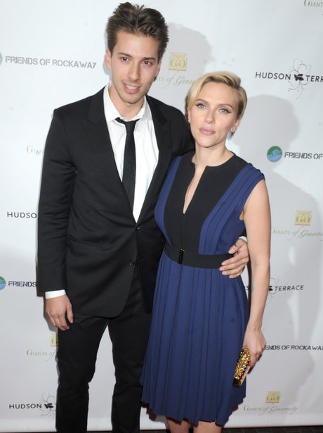 Scarlett Johansson & Hunter Johansson