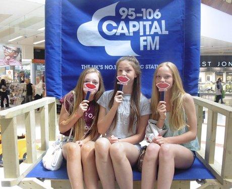 Capital having fun with Carmex!