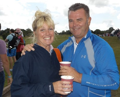 Celtic Manor Celeb Cup Sunday Part 1