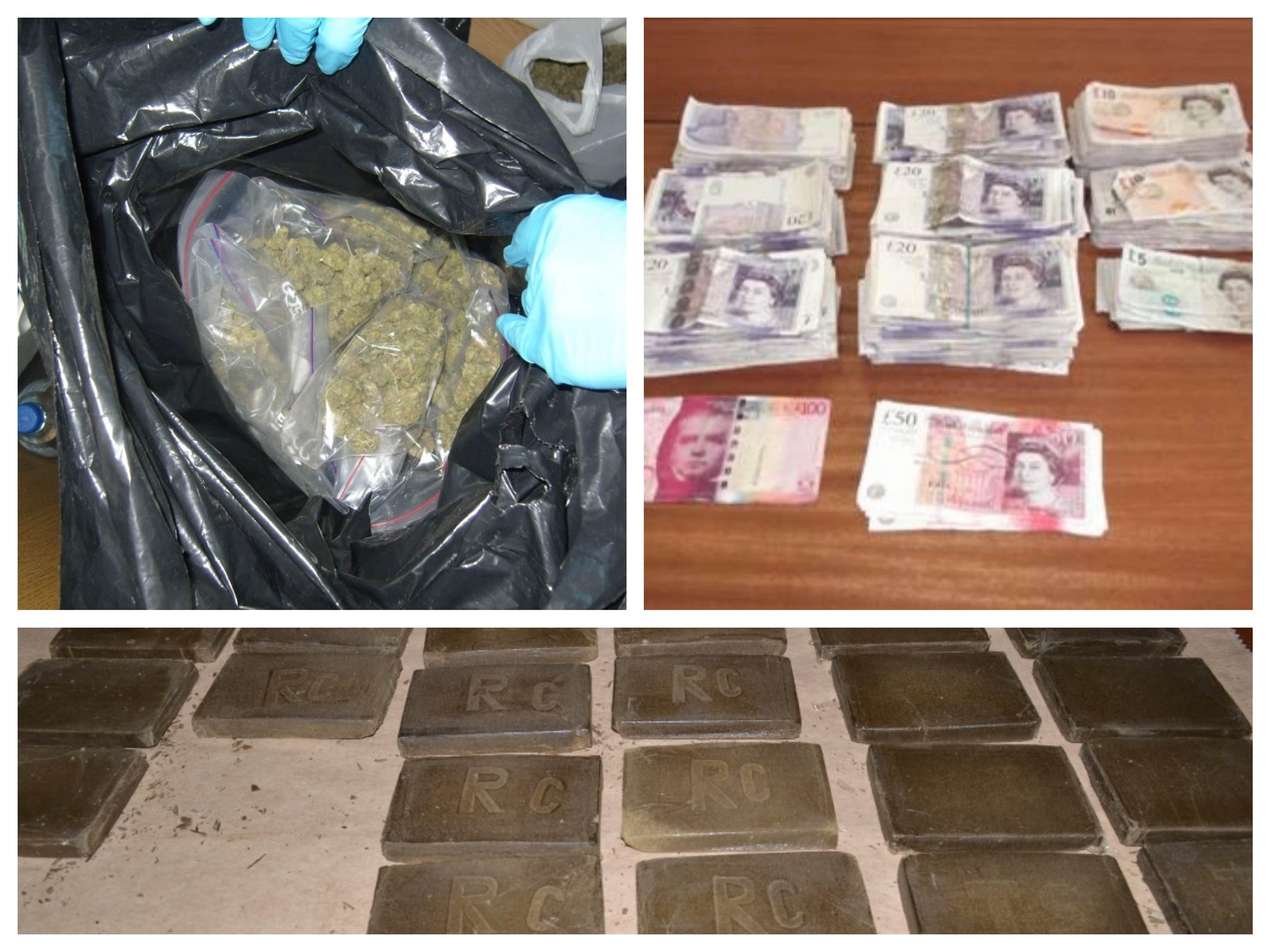 Derbyshire Drugs Gang