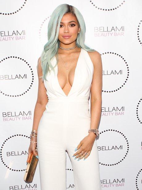 Kylie Jenner's new Hair Colour