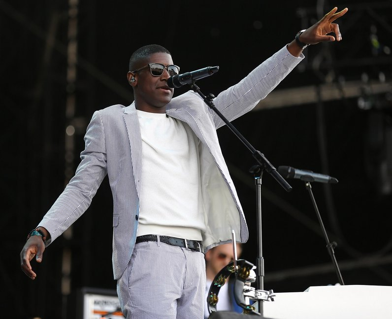 Labrinth at New Look Wireless Festival 2015