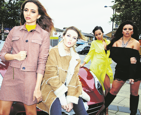 Little Mix BEAT Magazine