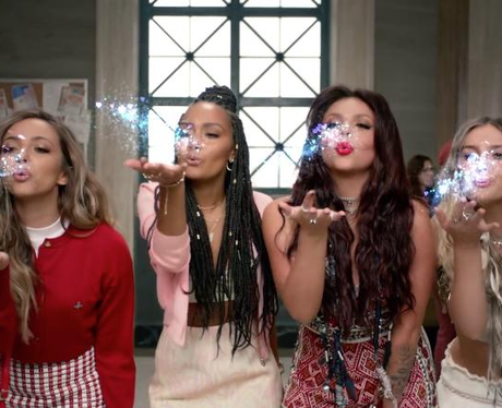 Little Mix Black Magic Music Video