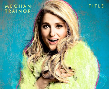 Meghan Trainor 'Title' Album Cover Artwork