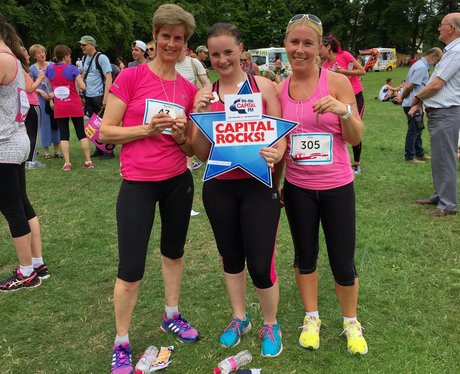 Race For Life - Leicester 10k