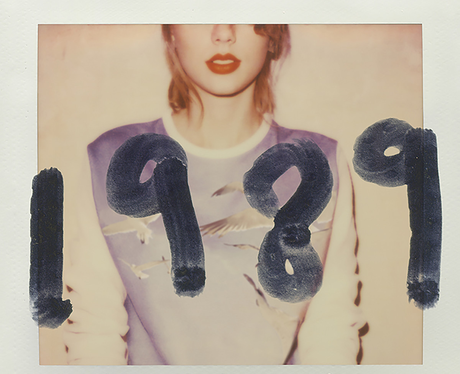 Taylor Swift '1989' Album Cover Artwork
