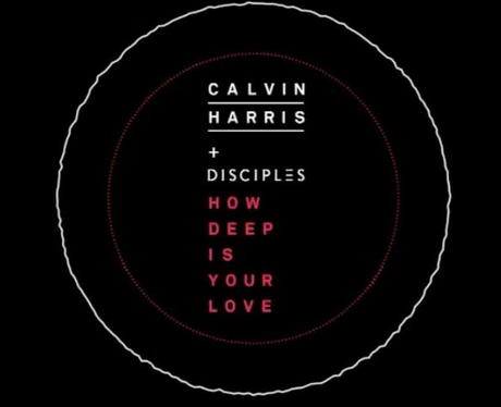 Calvin Harris How Deep Is Your Love Instagram