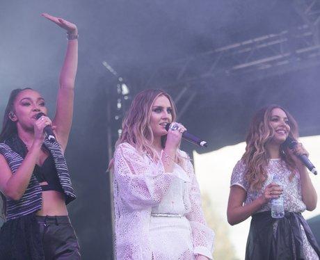 Little Mix live at Thorpe Park Resort #IslandBeats