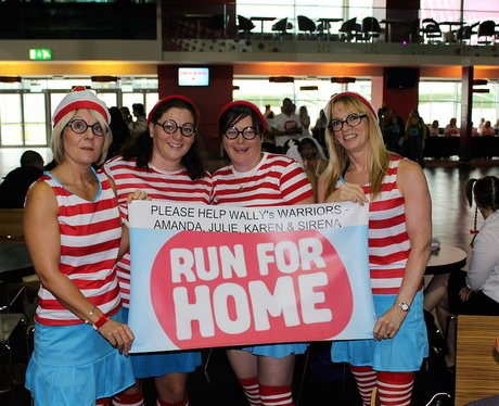 Run For Home - Getting Ready To Go!