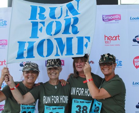 Run For Home - You Did It!