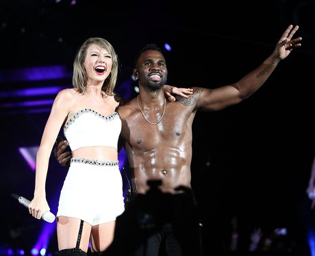 Taylor Swift and Jason Derulo