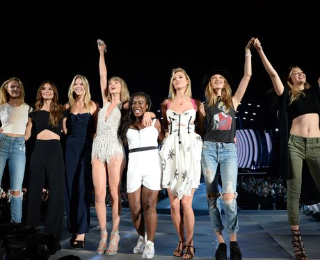 Taylor Swift Brings Friends Onstage 1989 Tour