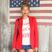 Image 6: Beyonce American flag