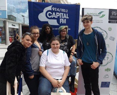 Careers Wales @ Cardiff Queen Street
