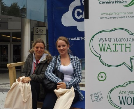 Careers Wales @ Cardiff Queen Street
