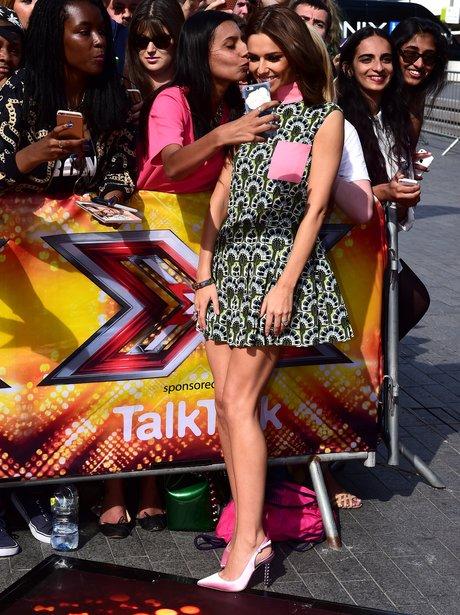 Cheryl Fans X Factor 2015