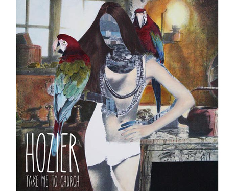 Hozier Take Me To Church Capital Artwork 2015