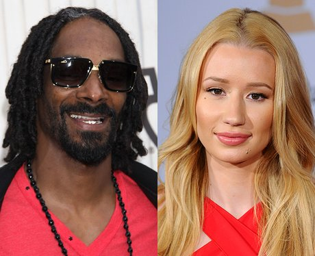 Iggy Azalea and Snoop Lion