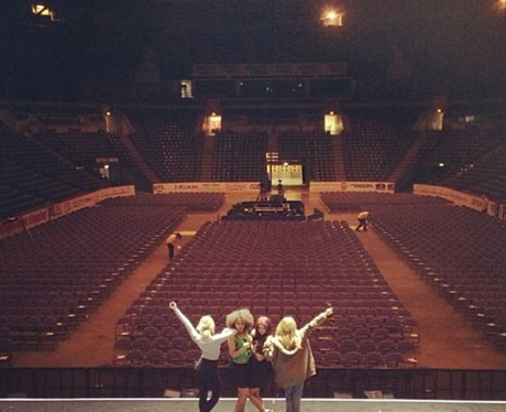 Little Mix Salute Tour Instagram