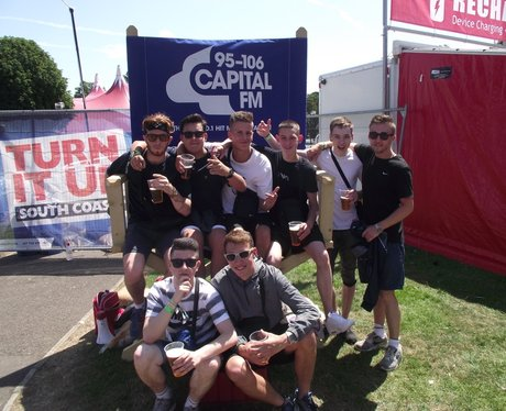 Our Capital Street Stars at Mutiny Festival 2015