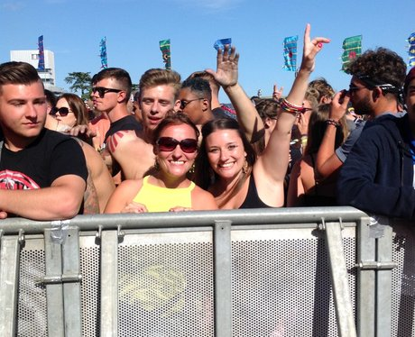 Our Capital Street Stars at Mutiny Festival