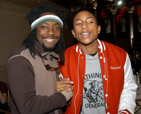 Pharrell and Will.i.am