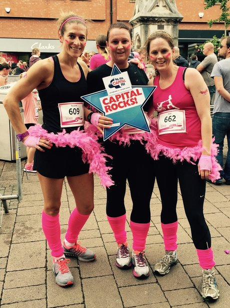 Race For Life - Loughborough